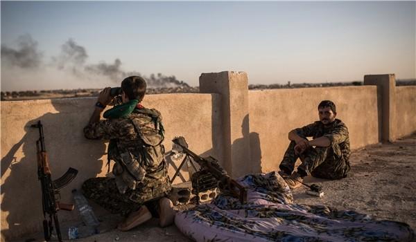Lực lượng dân quân người Kurd tấn công phiến quân Hồi giáo ở thành phố Aleppo