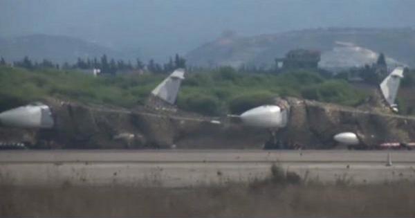 Video: Tổng quan kết quả hoạt động không kích của Không quân Nga