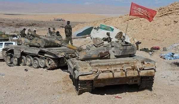 Video: Quân đội Syria trên tuyến đường máu tiến về sào huyệt IS