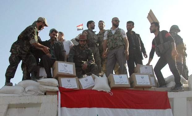 Quân đội Syria đánh chiếm 2 làng ở tỉnh Homs