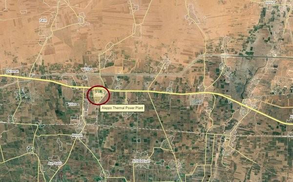 Lực lượng đặc nhiệm Tigers đánh chiếm làng Za'lanah trên đường Aleppo-Raqqa