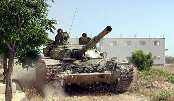 Nhóm Hồi giáo cực đoan phản công ở Miền Tây Aleppo thất bại, 40 tay súng bị tiêu diệt