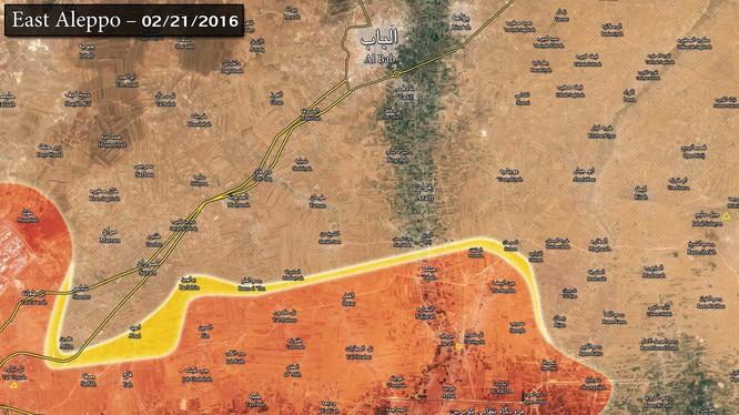 Lực lượng Tigers đánh chiếm 10 làng, diệt hơn 30 tay súng IS