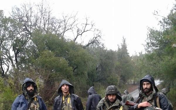 Lữ đoàn biệt kích 103 đánh chiếm làng Hinsibba, truy quét biên giới Thổ Nhĩ Kỳ