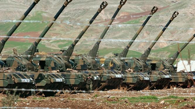 Thổ Nhĩ Kỳ nỗ lực kéo Mỹ, NATO vào chiến tranh thế giới thứ III