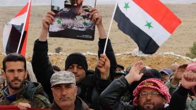 Nóng: Mỹ - Nga công bố Lệnh ngừng bắn được thiết lập ở Syria