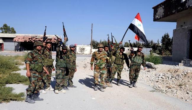 Quân đội Syria đánh mạnh ở Hama, diệt hàng chục tay súng khủng bố