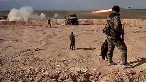 Lực lượng Tigers tái chiếm làng Rasm Al-Nafal diệt một số chiến binh IS