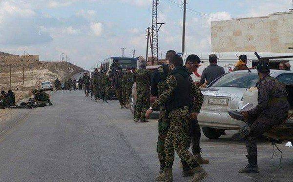 Quân đội Syria giải phóng 3 làng ở Đông Bắc tỉnh Hama, diệt gọn ổ đề kháng IS