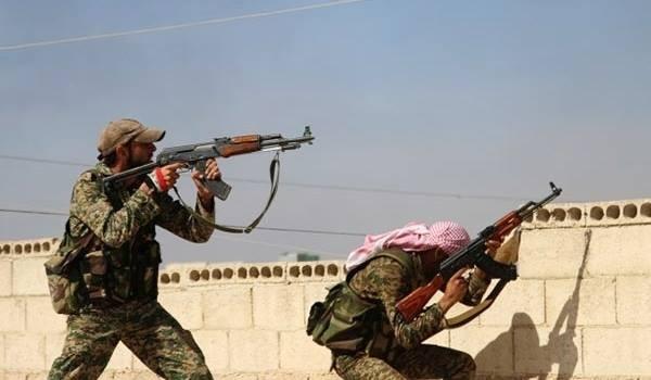 Đặc nhiệm Syria giành lại 20 nhà cao tầng, diệt một thủ lĩnh cực đoan ở Darayya