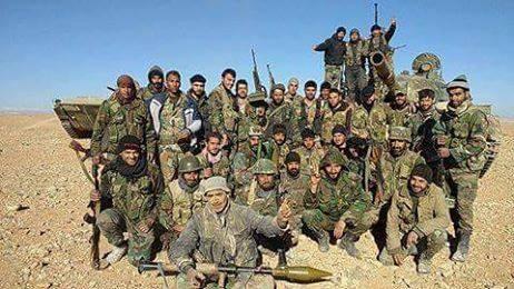 IS tấn công vào cổng Nam sân bay quân sự Deir Ezzor, hàng chục tay súng bị diệt