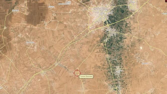 Không quân Syria không kích tiêu diệt hai thủ lĩnh IS ở Aleppo
