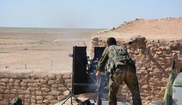 SDF đánh chiếm thị trấn Al-Wasalah thuộc tỉnh Al-Hasakah