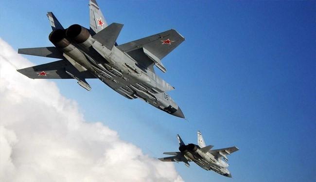 Không quân Nga không kích dữ dội dọc biên giới Thổ Nhĩ Kỳ