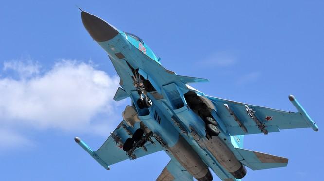 Đường vận tải dầu của IS trên miền Đông tỉnh Homs tê liệt vì Không quân Nga