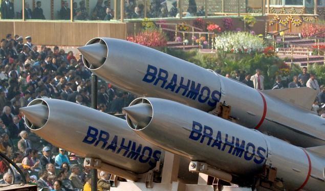 """Khám phá bí mật tên lửa hành trình siêu thanh """"BrahMos"""" của Ấn Độ"""