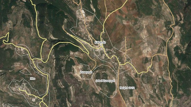 Lữ đoàn biệt kích 103 tiến sát đến ngoại vi làng Kabani