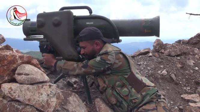 Lực lượng vũ trang Syria lật ngược thế cờ của Al Nusra ở miền Nam Aleppo