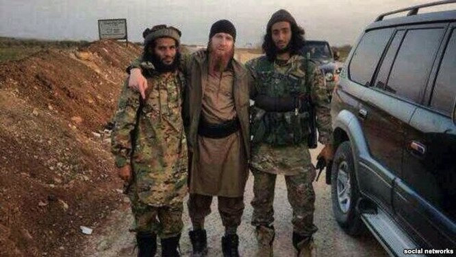 Video: Thủ lĩnh người Chechen IS Abu Omar al-Shishani đã thiệt mạng