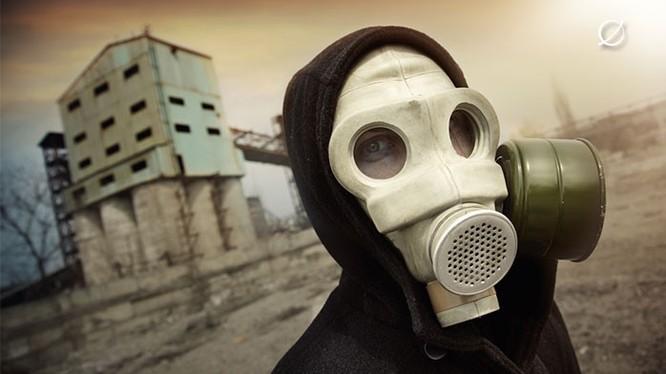Sốc: Lực lượng Hồi giáo cực đoan tấn công người Kurd bằng vũ khí hóa học