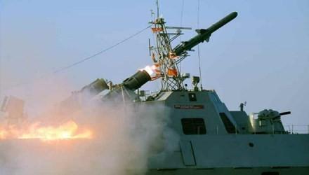 Dàn vũ khí Mỹ phô diễn uy lực ở bán đảo Triều Tiên