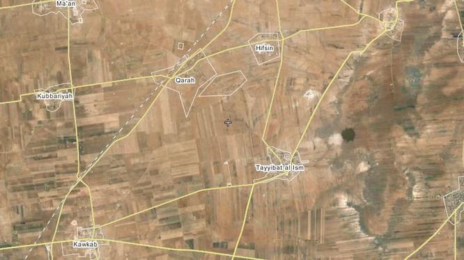 Liên minh Al-Qaeda Syria tấn công quy mô lớn miền Bắc tỉnh Hama