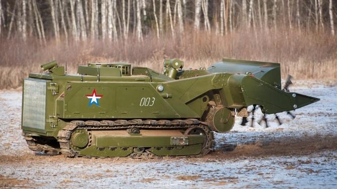 Các robots tấn công sẽ được biên chế vào quân đội và hải quân Nga