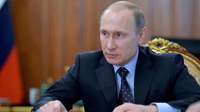 Nóng: Tổng thống Nga Putin tuyên bố rút quân đội Nga ở Syria