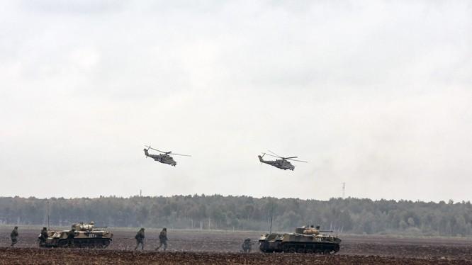 Chùm video: Sức mạnh quân đội Nga năm 2016