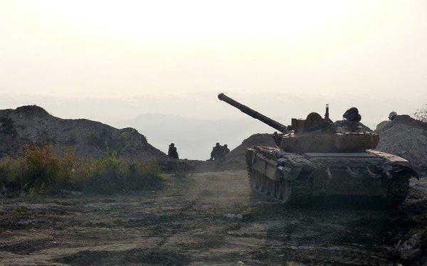 Quân đội Syria đập tan âm mưu phá hoại Lệnh ngừng bắn