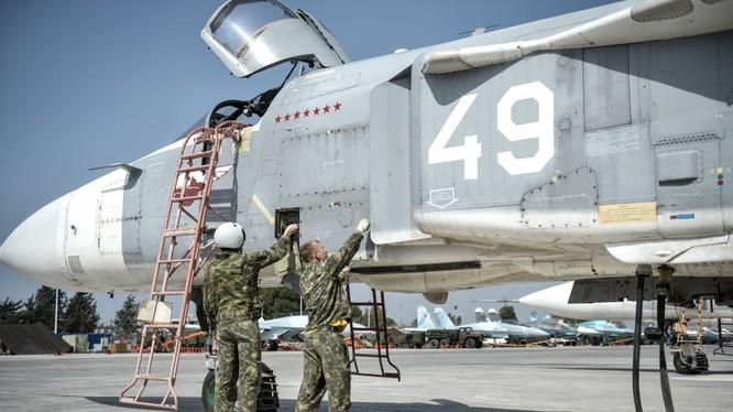 Không quân Nga không dừng không kích IS, Al Nusra