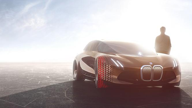 Siêu phẩm công nghệ tương lai BMW tầm nhìn đến 100