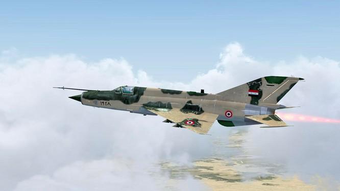 Hai thủ lĩnh cao cấp IS bị không quân Syria tiêu diệt