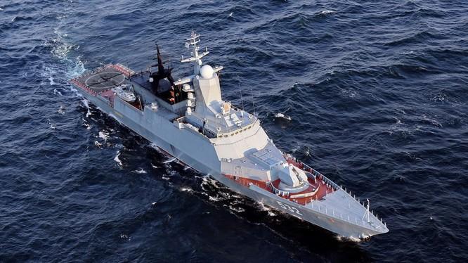 Hộ tống hạm mang tên lửa phòng không Steregushchy