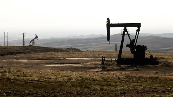 Bản đồ đường ống dầu khí và phân bổ lực lượng ở Iraq - Syria