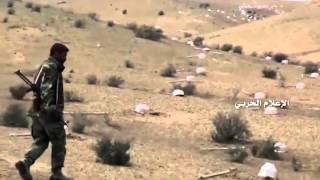 Video: Các binh sĩ công binh Syria tháo gỡ hàng nghìn quả mìn của IS trên sa mạc