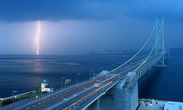 Công trình kỳ vĩ xây cầu Kerch