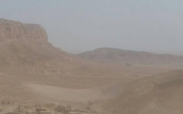 Quân đội Syria, Hezbollah giải phóng sườn phía tây núi Tar