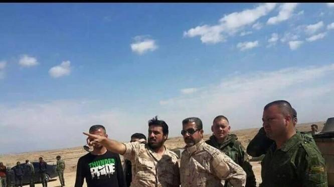 Quân đội Syria chuẩn bị chiến dịch lớn tại Deir Ezzor