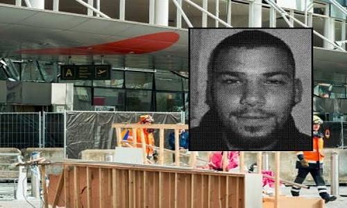 Chân dung Naim al Hamed, kẻ đang bị truy nã gắt gao nhất châu Âu. Ảnh: sudinfo