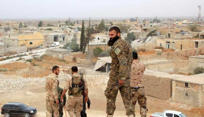 Chỉ còn gần một trăm tay súng IS cố thủ trong thành phố Palmyra