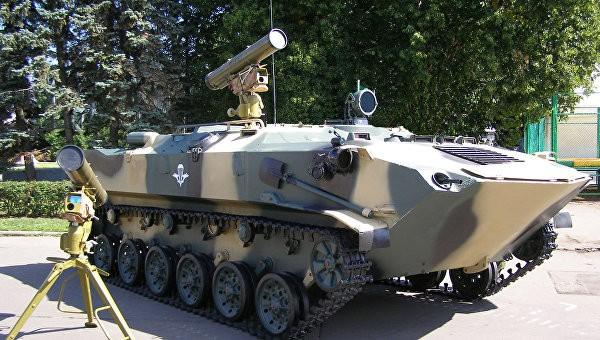 Robot biomorphic Nga có thể được trang bị cả tên lửa chống tăng