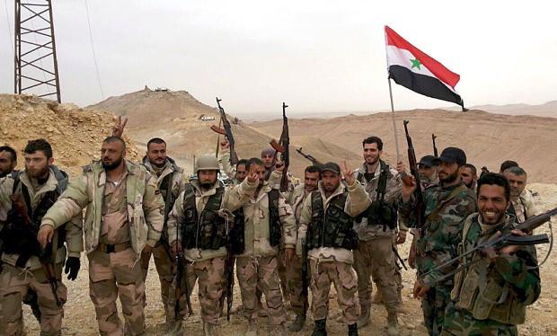 Video: Nhóm chiến binh IS quay lại sự diệt vong của đội mình ở Palmyra