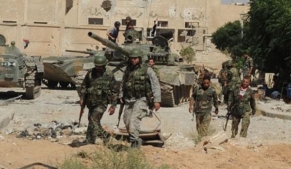 Chiến dịch giải phóng Palmyra, hướng tấn công tiếp theo là Deir Ezzor
