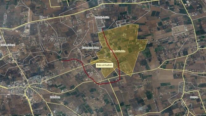 Quân đội Syria đẩy mạnh tấn công trên chảo lửa Đông Ghouta