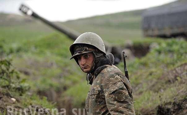 Tình hình chiến sự Karabakh-Azerbaijan vẫn tiếp tục tăng nhiệt