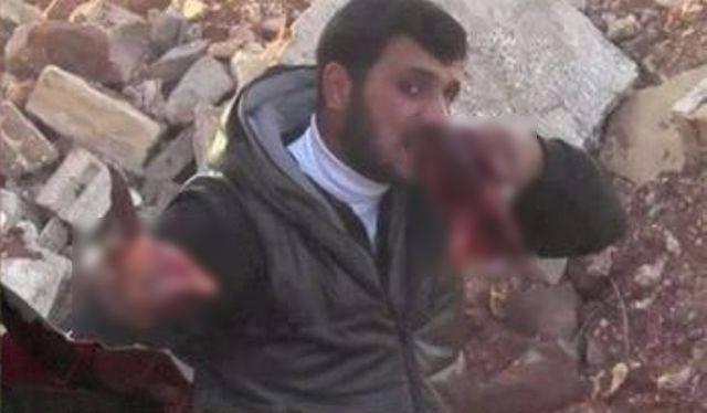 Chiến binh man rợ FSA bị quân đội Syria tiêu diệt