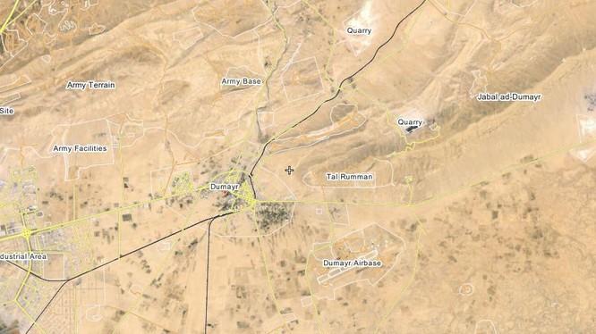 Tấn công thất bại, IS nộp mạng gần 70 tay súng ở Đông Damascus