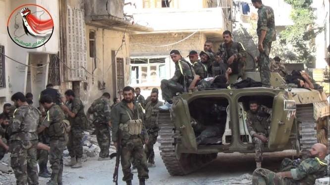 Chùm video chiến sự Syria đáng chú ý trong ngày