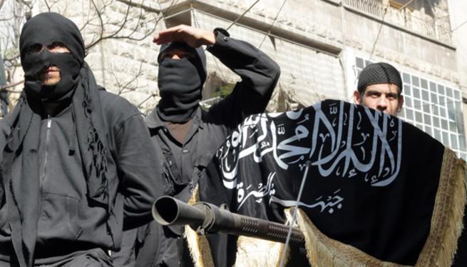 Lực lượng Hồi giáo cực đoan khởi động tấn công ở Latakia